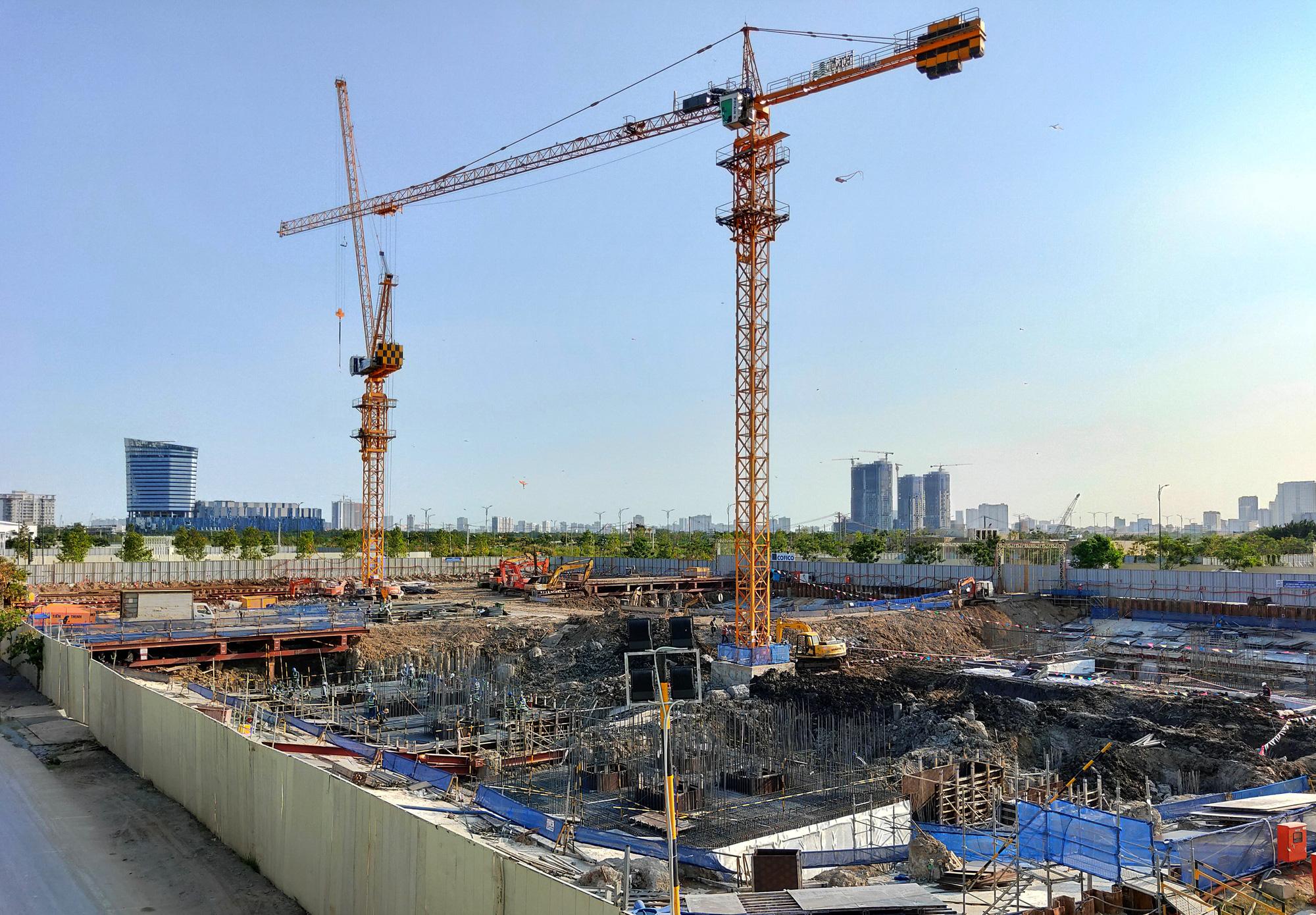 Toàn cảnh dự án Khu dân cư phía Bắc ở Thủ Thiêm của CII vừa được TP HCM cho tiếp tục triển khai - Ảnh 9.
