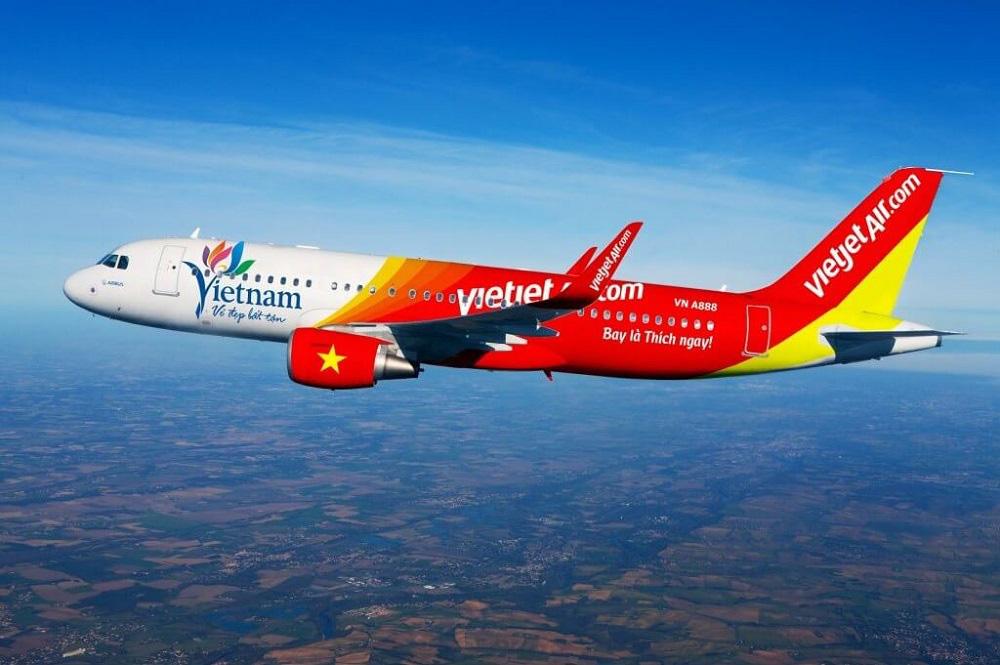 Vietjet Air giảm 83% giá vé cho tất cả đường bay nhân dịp 8/3 - Ảnh 1.