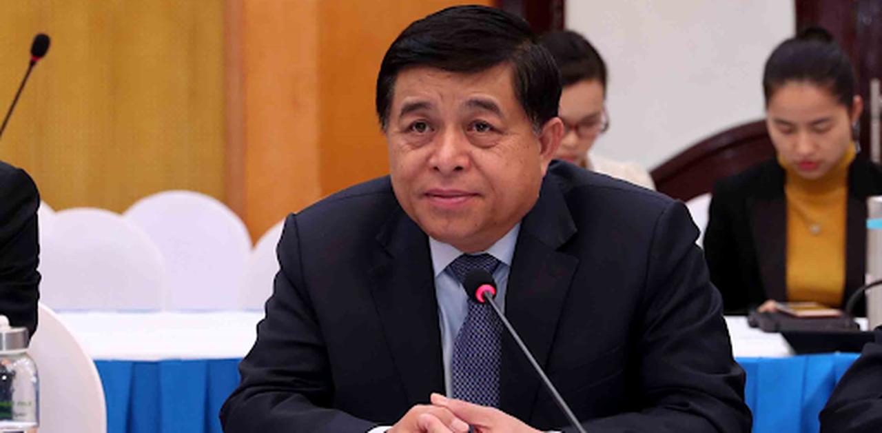 Bộ trưởng KH&ĐT Nguyễn Chí Dũng âm tính với Covid-19 - Ảnh 1.