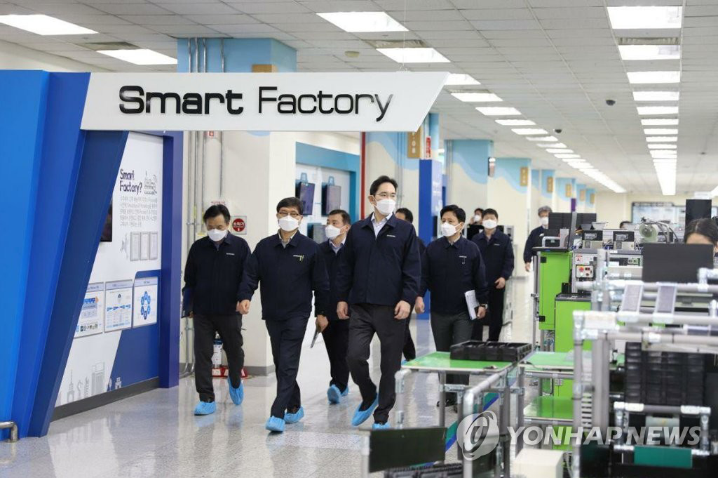 Samsung chuyển dây chuyền sản xuất điện thoại sang Việt Nam - Ảnh 1.