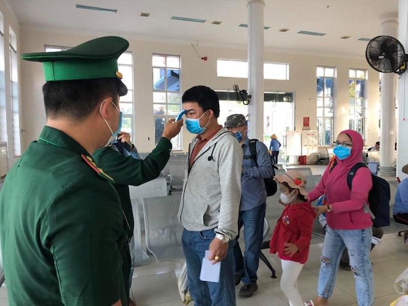 Đảo Lý Sơn tạm ngừng đón khách quốc tế vì dịch virus corona - Ảnh 1.
