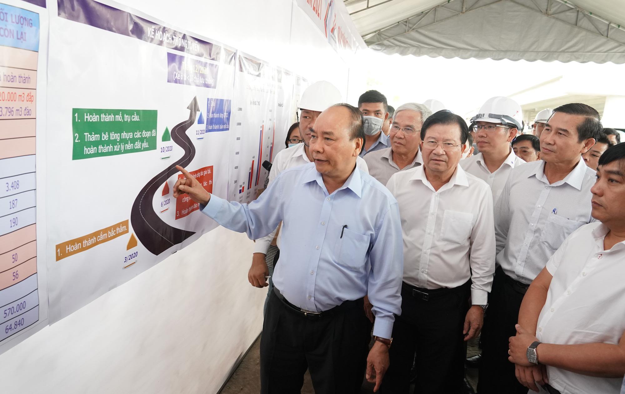 Dự án đường cao tốc gần 13.000 tỉ đồng có thể thông tuyến vào cuối năm nay - Ảnh 1.