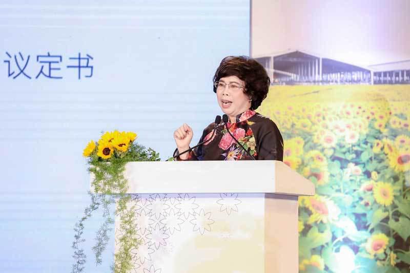 Cuộc đua tỉ USD của nữ doanh nhân đưa thế mạnh Việt ra thế giới - Ảnh 1.
