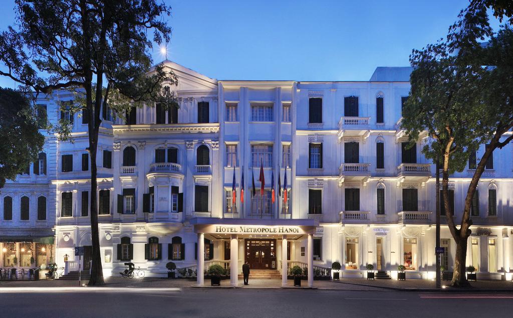 Bên trong khách sạn 5 sao ở Hà Nội có du khách Anh trên chuyến bay cùng cô gái ở Trúc Bạch - Ảnh 1.