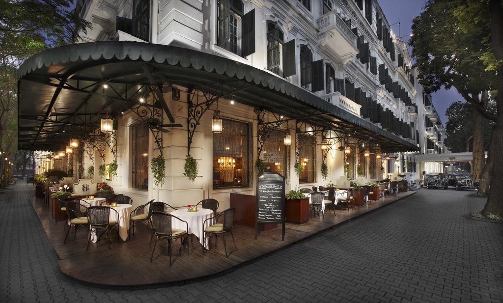Bên trong khách sạn 5 sao ở Hà Nội có du khách Anh trên chuyến bay cùng cô gái ở Trúc Bạch - Ảnh 2.