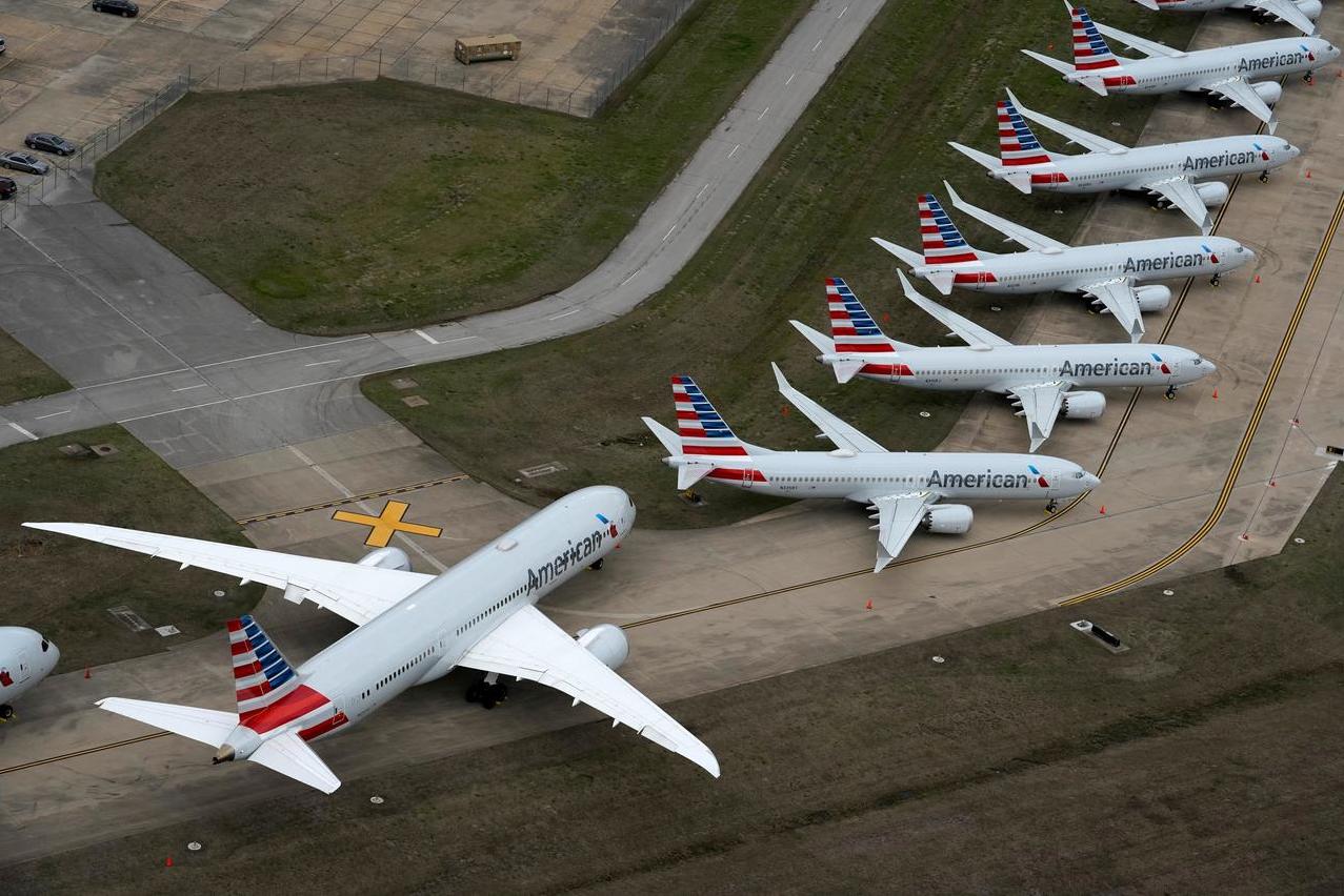 """American Airlines """"đắng cay"""" ngừng khai thác hạm đội máy bay cũ do khủng hoảng dịch Covid-19 - Ảnh 1."""