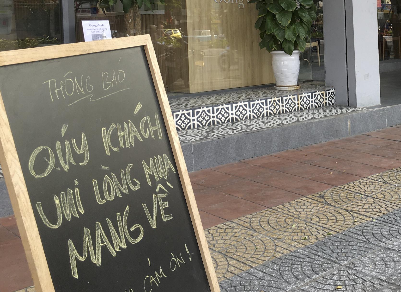 Đà Nẵng: Hàng ăn uống bán qua mạng, mang đi chỉ hoạt động đến 0h ...