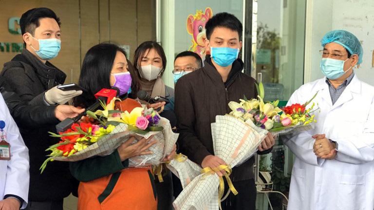 Thêm 5 trường hợp khỏi bệnh, Việt Nam đã chữa thành công 63 ca mắc Covid-19 - Ảnh 1.