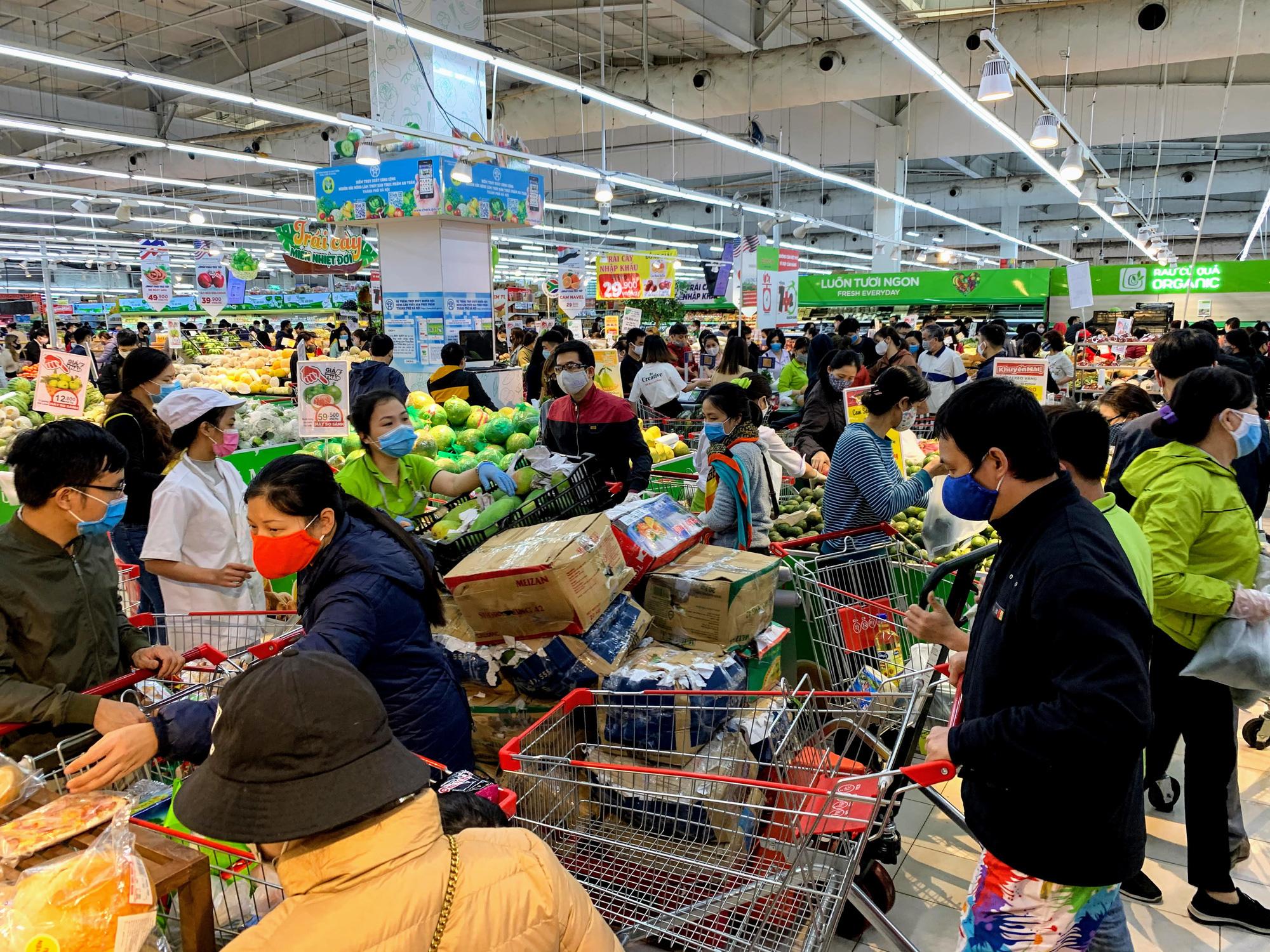 Những cửa hàng, doanh nghiệp TP Hà Nội cho phép hoạt động khi cách li xã hội - Ảnh 1.