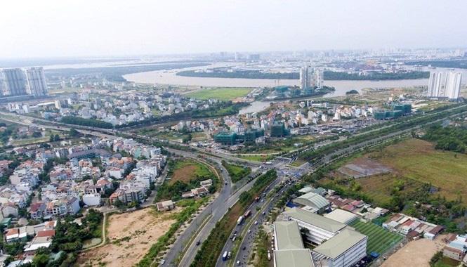 TP HCM xin sáp nhập ba quận để thành lập thành phố trực thuộc thành phố - Ảnh 1.