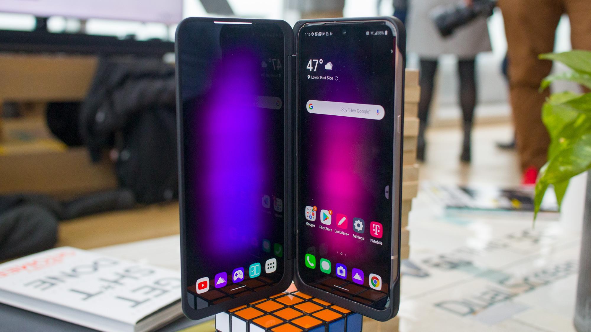 Điện thoại 5G LG V60 ThinQ tung video chính thức lộ diện giá bán và ngày lên kệ - Ảnh 1.