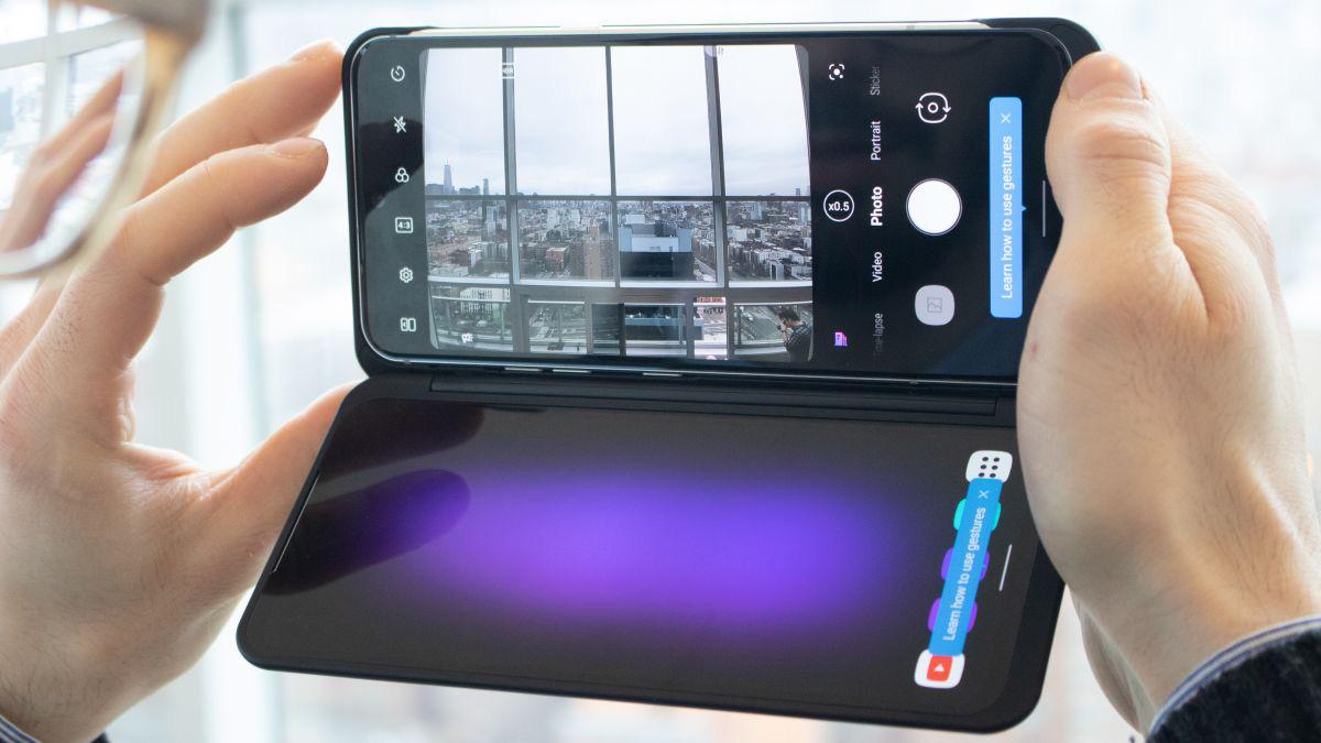 Điện thoại 5G LG V60 ThinQ tung video chính thức lộ diện giá bán và ngày lên kệ - Ảnh 3.