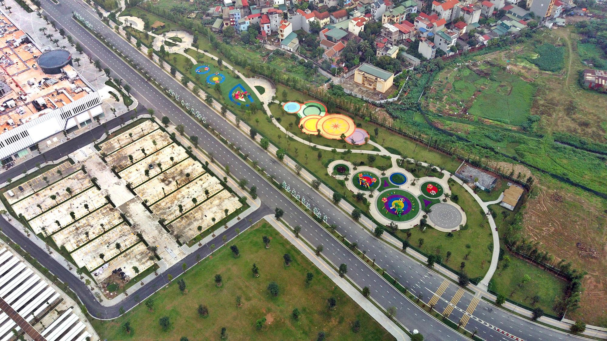Đường sẽ mở theo qui hoạch ở Hà Nội: Toàn cảnh đường nối KĐT Nam An Khánh đến Sân vận động Mỹ Đình - Ảnh 9.