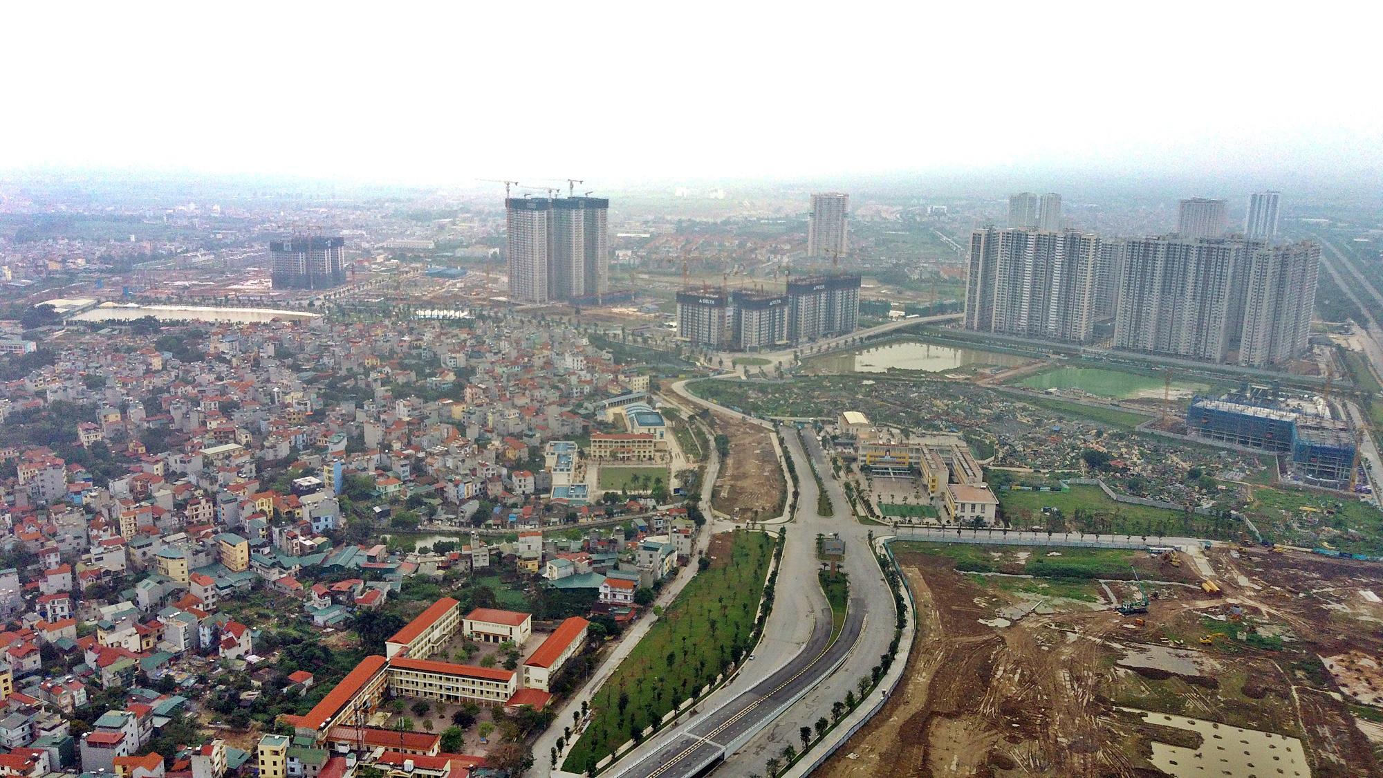 Đường sẽ mở theo qui hoạch ở Hà Nội: Toàn cảnh đường nối KĐT Nam An Khánh đến Sân vận động Mỹ Đình - Ảnh 11.