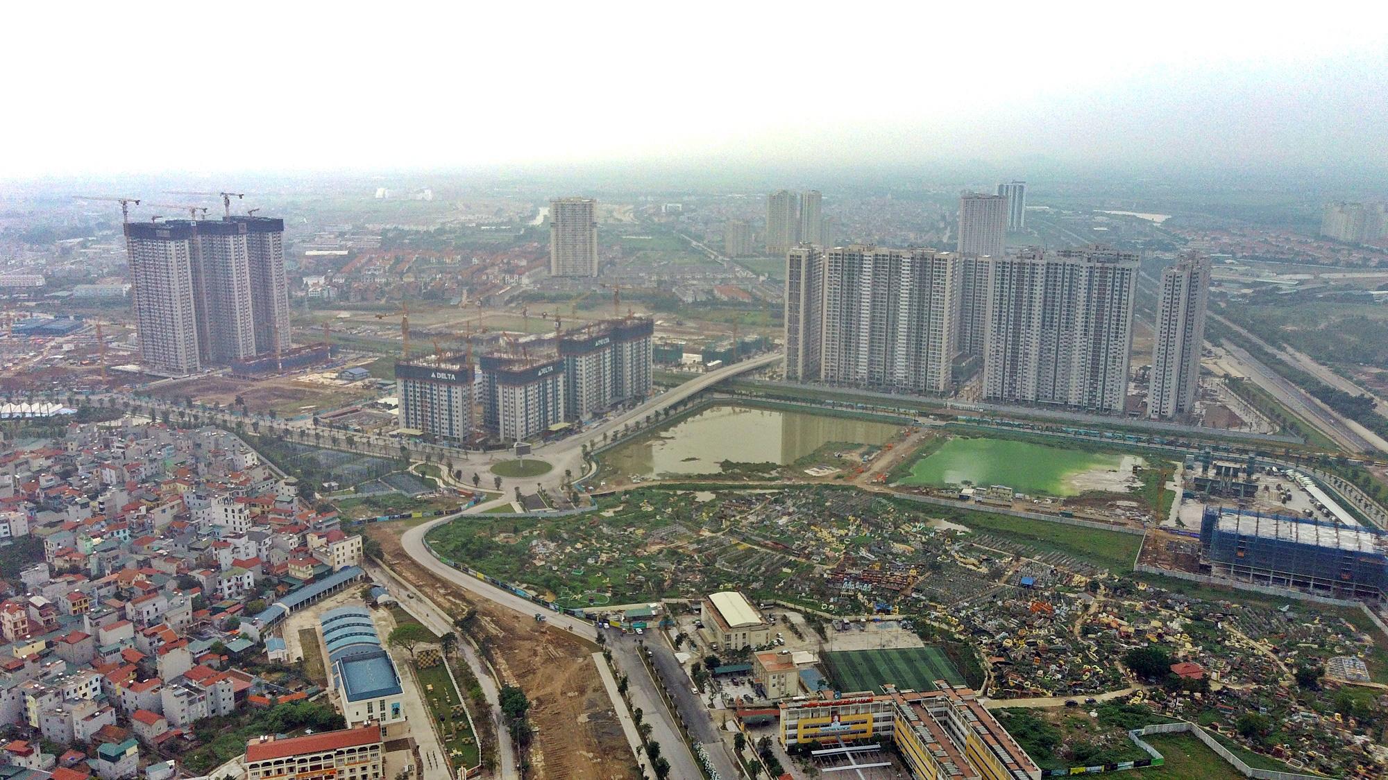 Đường sẽ mở theo qui hoạch ở Hà Nội: Toàn cảnh đường nối KĐT Nam An Khánh đến Sân vận động Mỹ Đình - Ảnh 12.