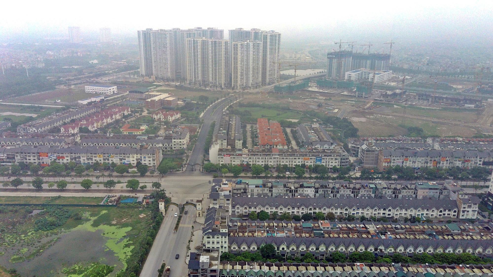 Đường sẽ mở theo qui hoạch ở Hà Nội: Toàn cảnh đường nối KĐT Nam An Khánh đến Sân vận động Mỹ Đình - Ảnh 13.