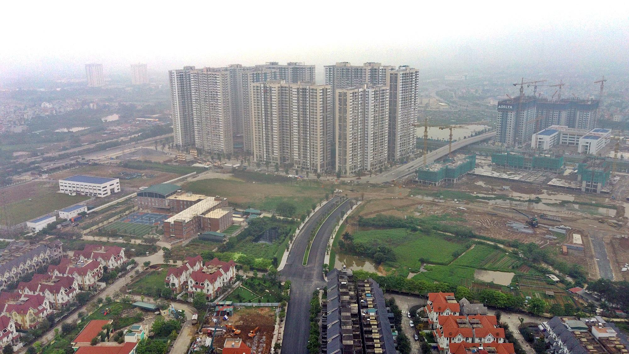 Đường sẽ mở theo qui hoạch ở Hà Nội: Toàn cảnh đường nối KĐT Nam An Khánh đến Sân vận động Mỹ Đình - Ảnh 14.