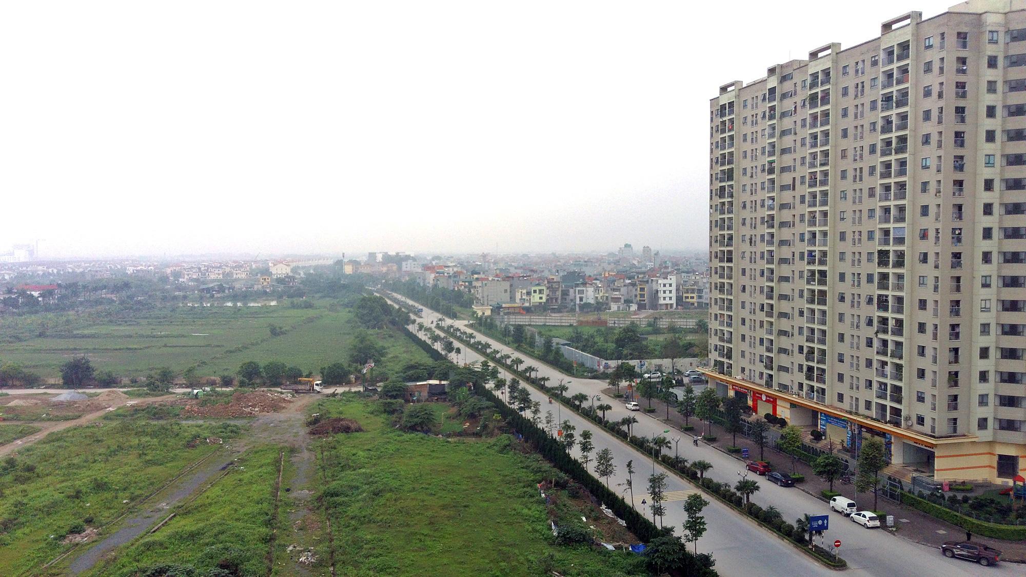 Đường sẽ mở theo qui hoạch ở Hà Nội: Toàn cảnh đường nối KĐT Nam An Khánh đến Sân vận động Mỹ Đình - Ảnh 16.