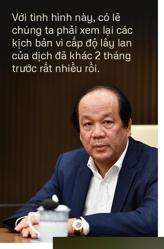 Bộ trưởng Mai Tiến Dũng: 'Đừng để công sức chống dịch đổ sông đổ bể' - Ảnh 2.
