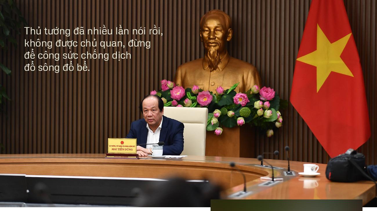 Bộ trưởng Mai Tiến Dũng: 'Đừng để công sức chống dịch đổ sông đổ bể' - Ảnh 5.