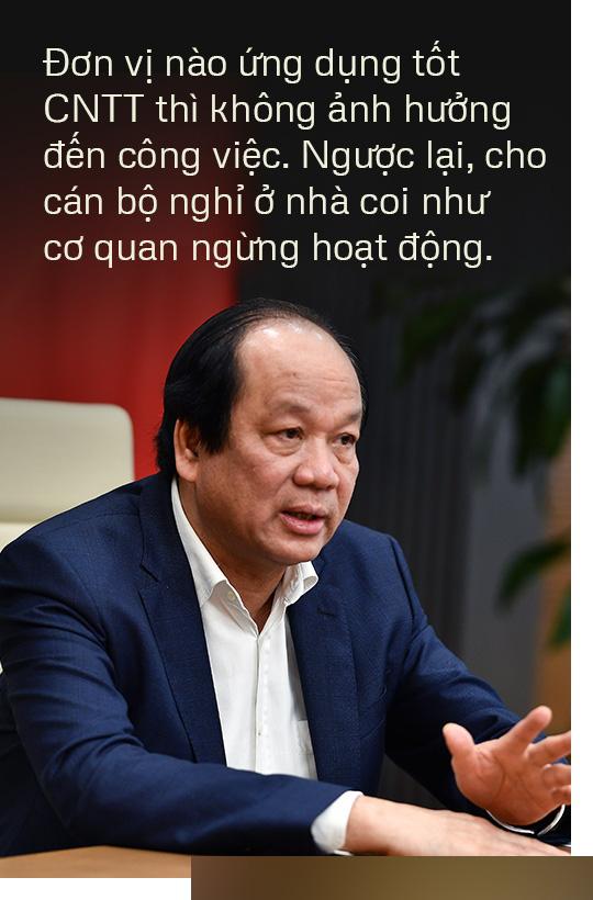 Bộ trưởng Mai Tiến Dũng: 'Đừng để công sức chống dịch đổ sông đổ bể' - Ảnh 8.