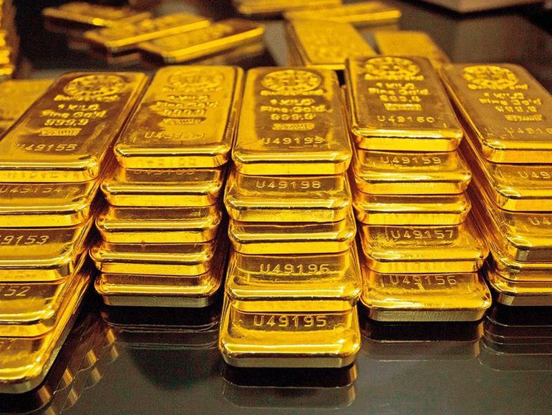 Giá vàng hôm nay 11/4: Tăng liên tục, vàng khởi sắc chờ tuần mới - Ảnh 2.