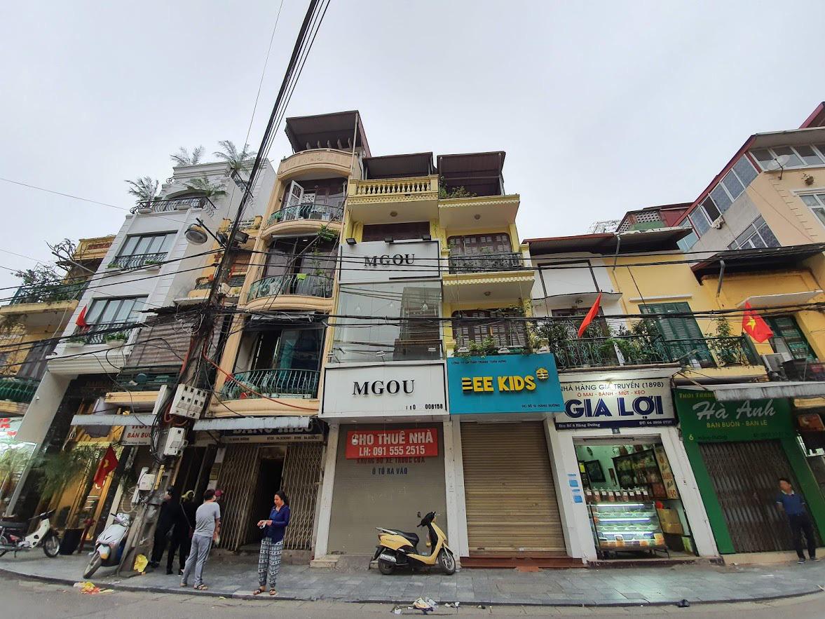 Giảm sốc 60 triệu đồng, mặt bằng đất 'vàng' Hà Nội vẫn khóa cửa bỏ không - Ảnh 3.