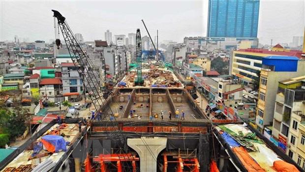 Hà Nội công khai phê duyệt quyết toán dự án đầu tư xây dựng - Ảnh 1.