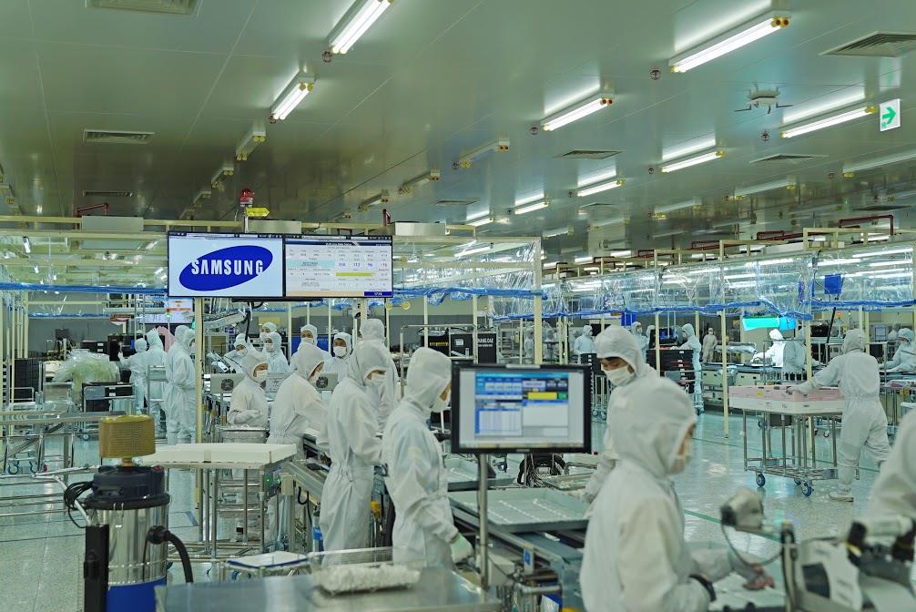 Samsung Việt Nam lên tiếng khi một công nhân nhiễm Covid - 19 - Ảnh 1.