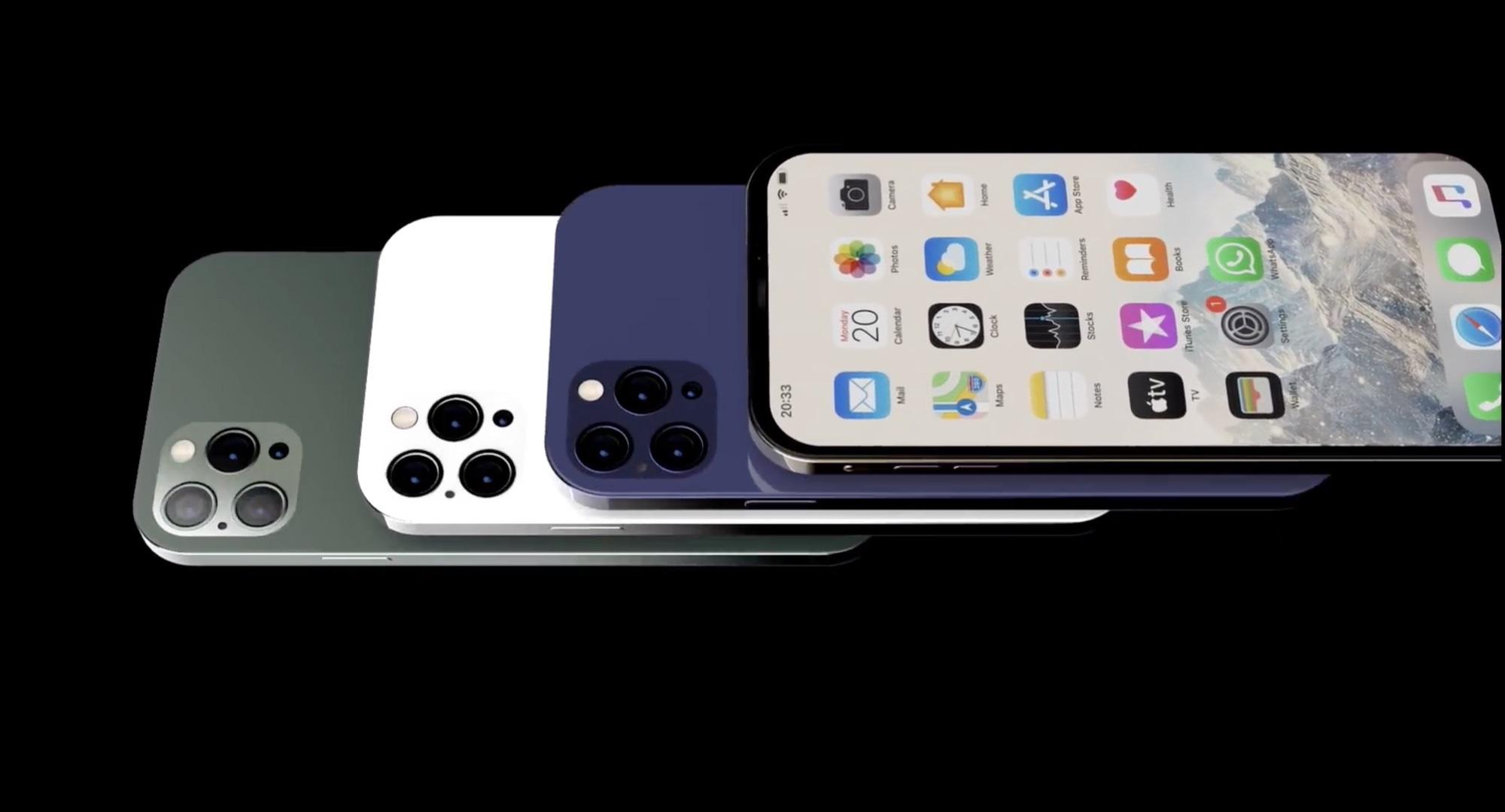 iPhone 12 sẽ kết hợp thiết kế của iPad Pro và iPhone 5 - Ảnh 2.