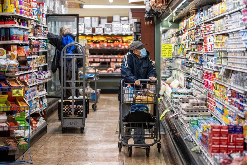 An ninh lương thực của Mỹ có nguy cơ thủng lưới vì Covid-19 - Ảnh 3.