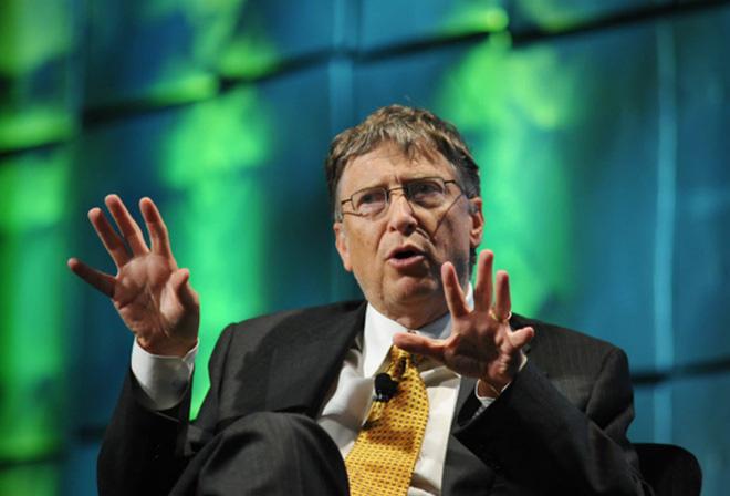 Tỉ phú Bill Gates chỉ trích Tổng thống Trump vì cắt viện trợ WHO - Ảnh 1.