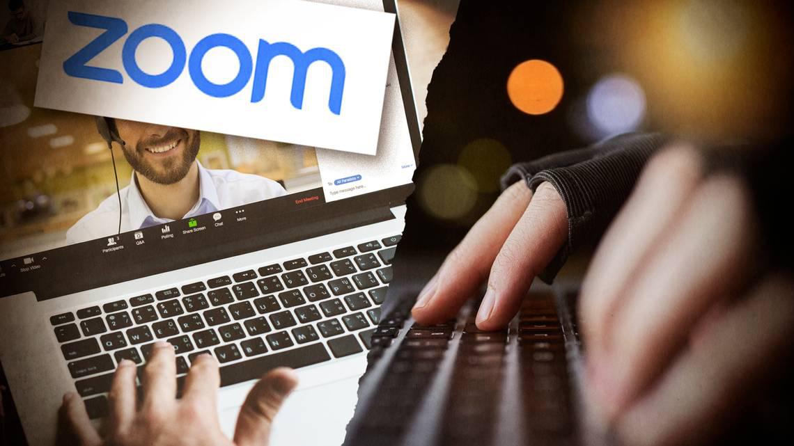 500.000 tài khoản Zoom bị rao bán trên 'chợ đen', 1 bát phở đổi được 1.000 mật khẩu - Ảnh 1.