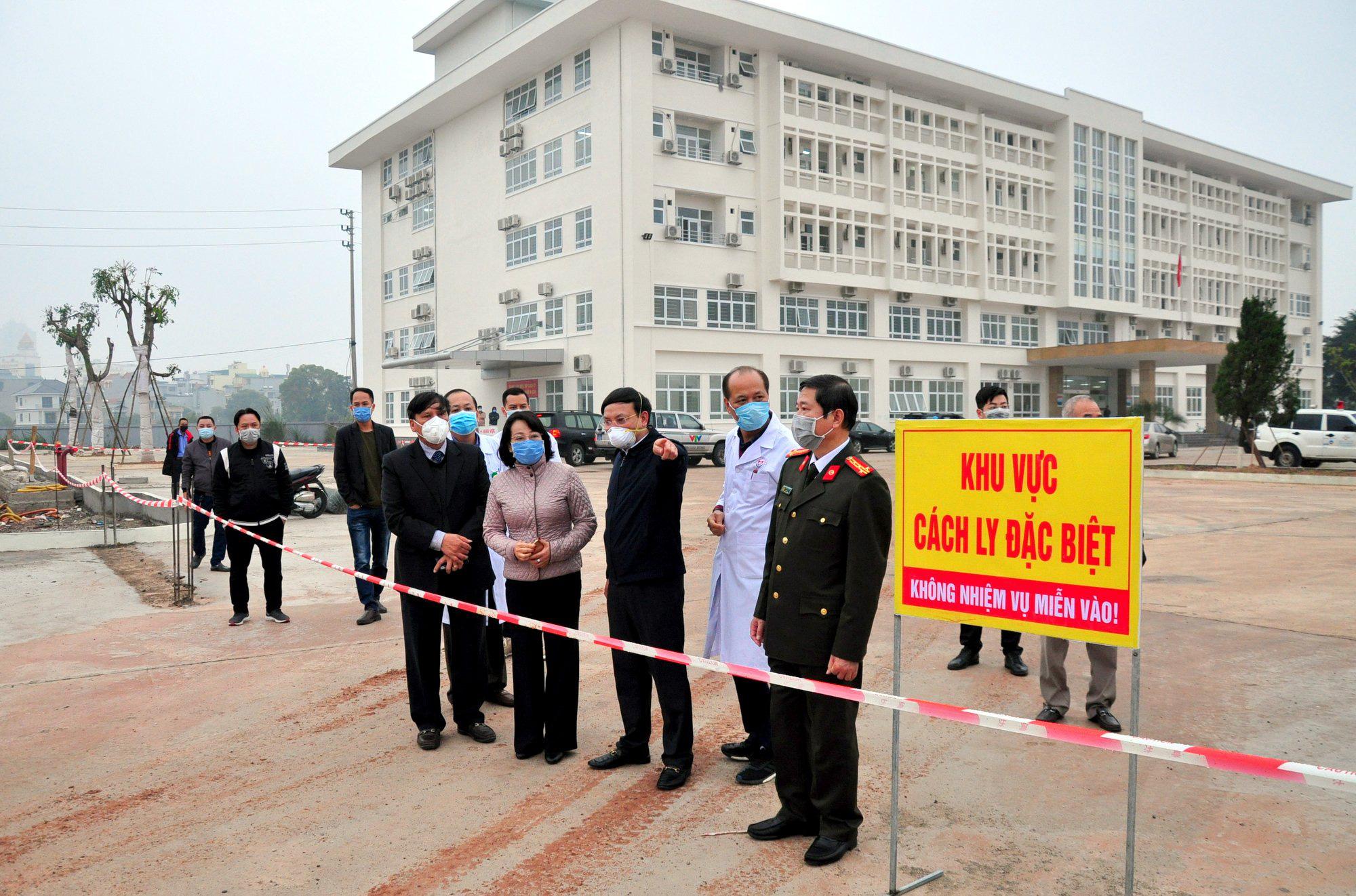 Quảng Ninh có 2 người ra viện, Việt Nam đã điều trị thành công 173 ca mắc Covid-19 - Ảnh 1.