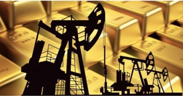 Nghịch lý giá vàng, giá dầu - Ảnh 1.