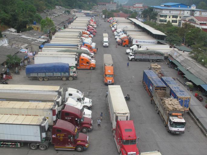 Trung Quốc không tiếp nhận tài xế vận chuyển hàng từ TP HCM, Hà Nội, Quảng Ninh, Đà Nẵng, Bình Thuận - Ảnh 1.