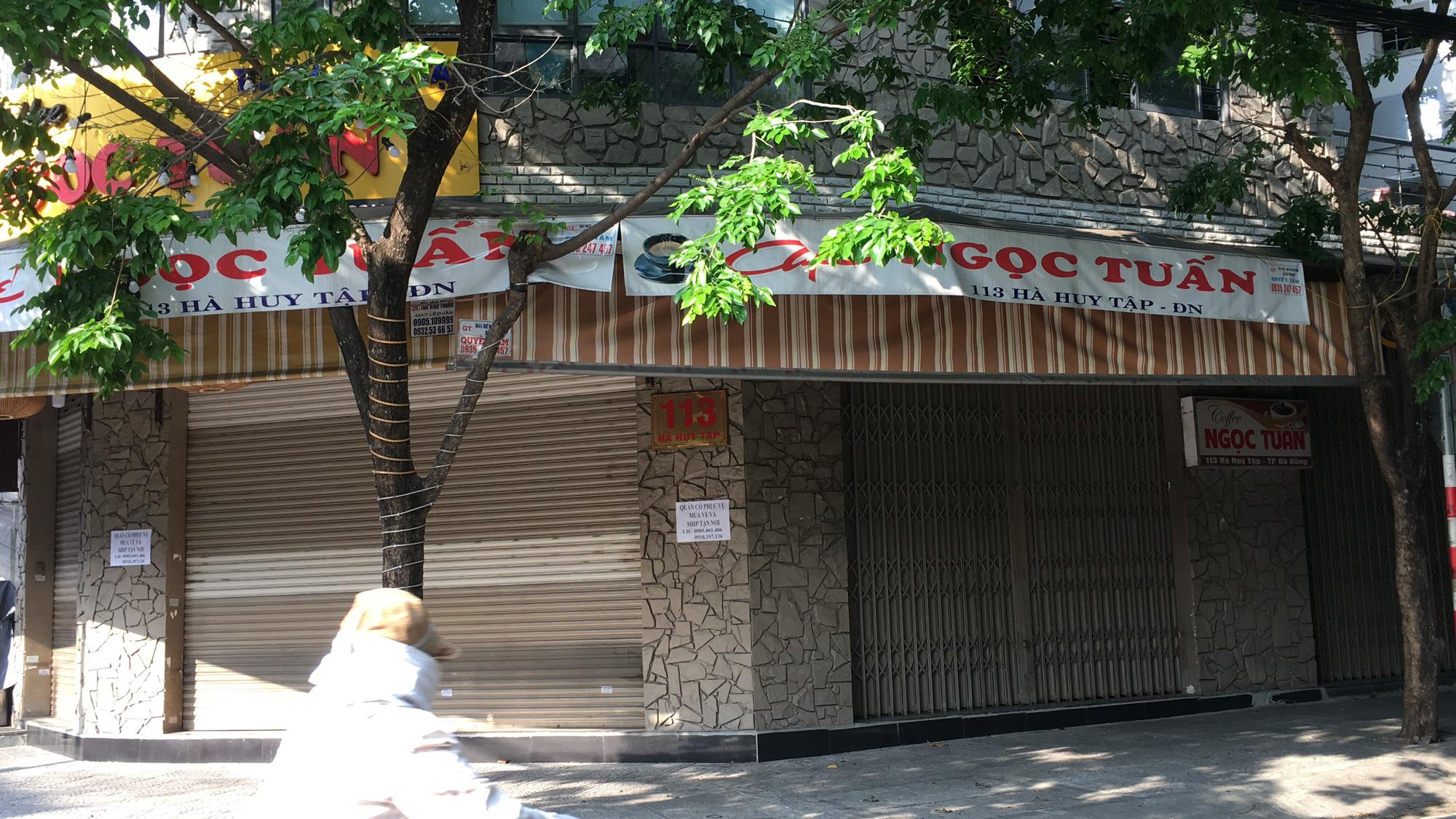 Từ quán cà phê, bánh ngọt đến trà sữa ở Đà Nẵng dừng luôn việc bán online, mang đi khi chính quyền cấm - Ảnh 8.