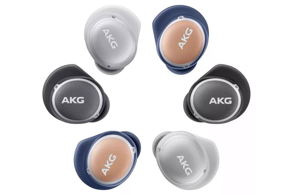 Chờ đợi iPhone 12 ra mắt, Samsung chuyển hướng cạnh tranh AirPods Pro với mẫu tai nghe không dây mới - Ảnh 1.