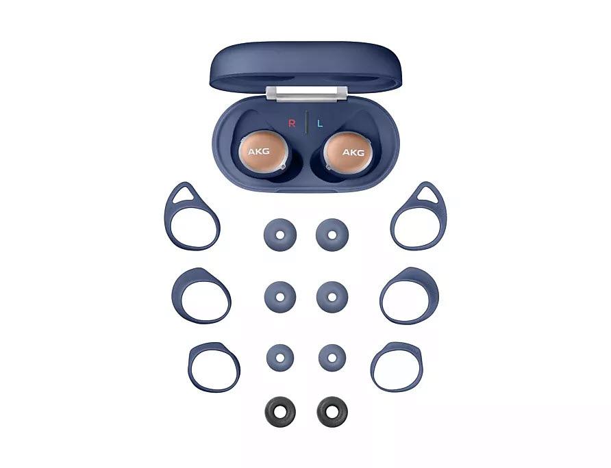 Chờ đợi iPhone 12 ra mắt, Samsung chuyển hướng cạnh tranh AirPods Pro với mẫu tai nghe không dây mới - Ảnh 3.