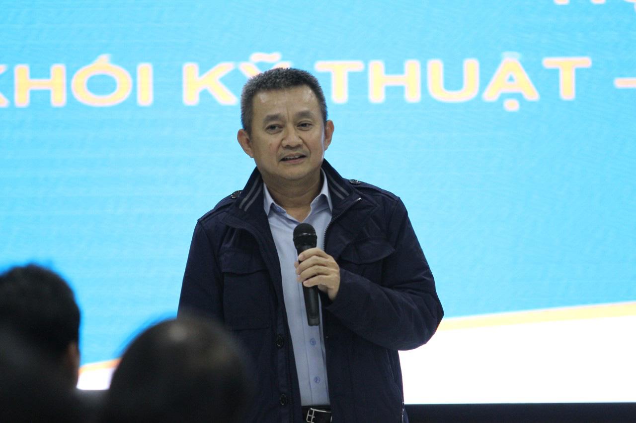 CEO Dương Trí Thành: Covid-19 khiến Vietnam Airlines khó khăn nhất lịch sử, gần 100 máy bay đắp chiếu, mất 50.000 tỉ - Ảnh 1.