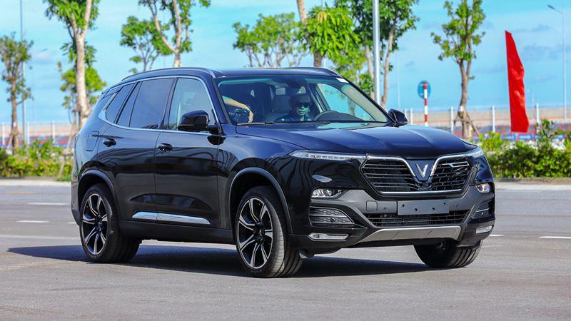 So kè giữa VinFast Lux SA với Brilliance V7: Cửa nào cho xe mác 'Tàu'? - Ảnh 2.