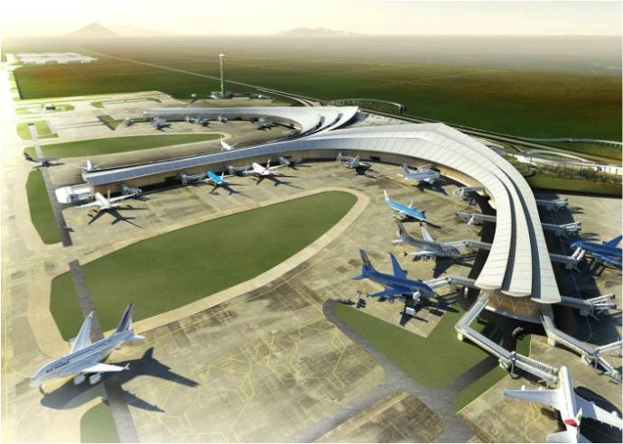 Kiến nghị tạm hoãn khoản đầu tư sân bay Long Thành để hỗ trợ doanh nghiệp mùa dịch Covid-19 - Ảnh 1.