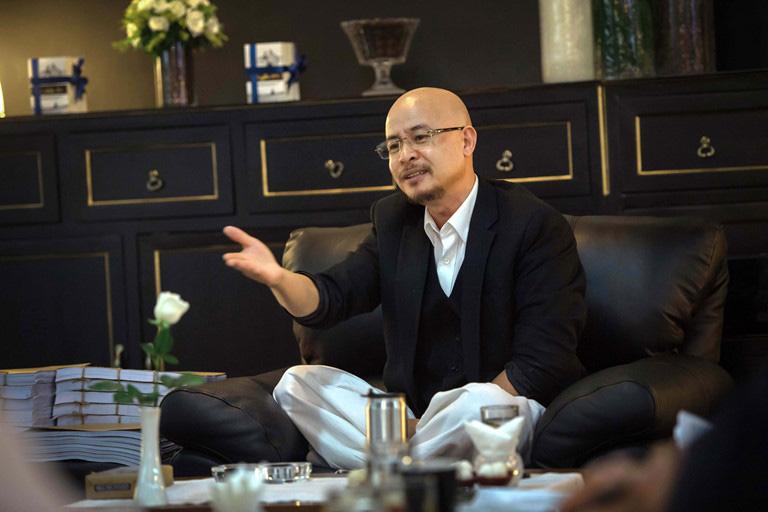 Ông Đặng Lê Nguyên Vũ gửi tâm thư cho 5.000 'người anh chị em' Trung Nguyên, khẳng định: 'Khi cùng nhau, không gì là không thể' - Ảnh 1.
