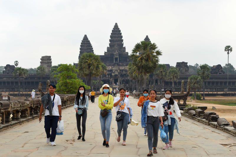 Campuchia gia hạn visa du lịch cho khách nước ngoài bị kẹt do dịch Covid-19 - Ảnh 1.
