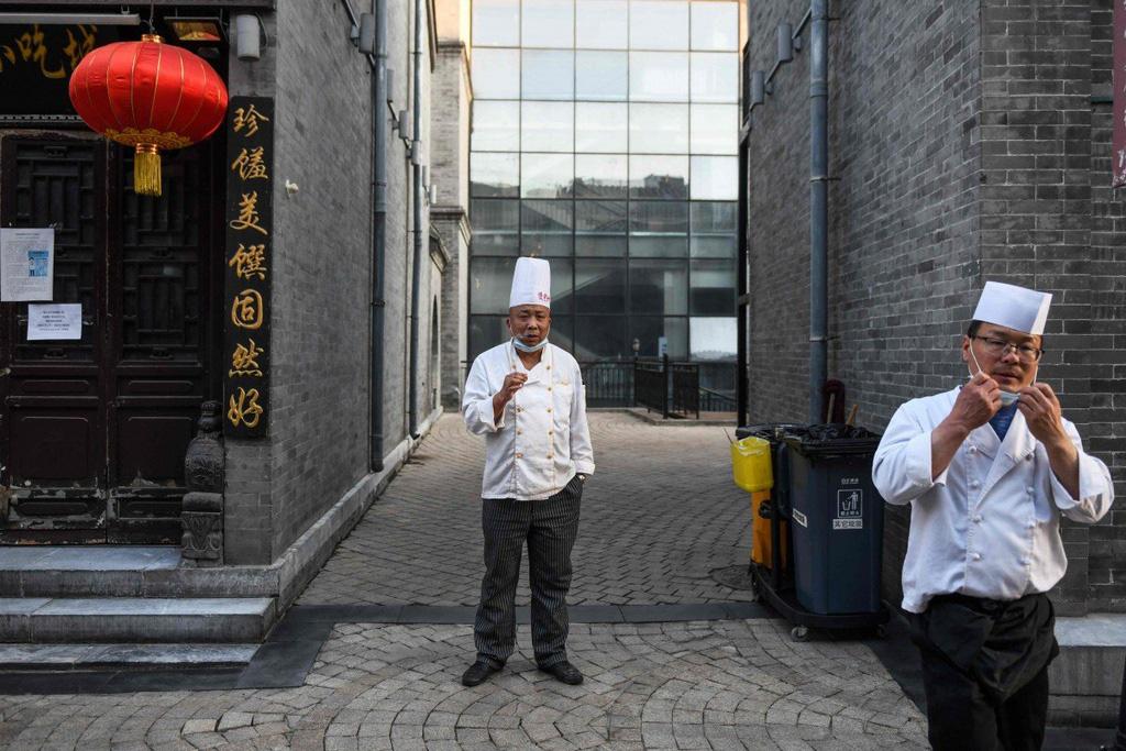 Nỗi ám ảnh dịch bệnh - vết sẹo của nền kinh tế Trung Quốc - Ảnh 2.