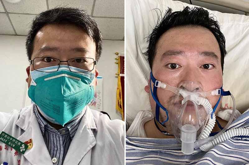 Trung Quốc phong bác sĩ Lý Văn Lượng là liệt sĩ - Ảnh 1.