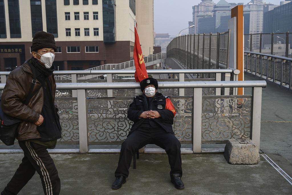 Nỗi ám ảnh dịch bệnh - vết sẹo của nền kinh tế Trung Quốc - Ảnh 1.