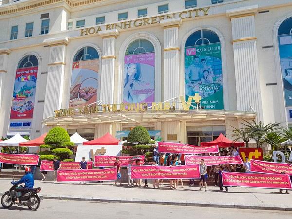Chủ đầu tư chung cư 'dát vàng' ở Hà Nội bị phạt nặng vì om quĩ bảo trì - Ảnh 2.