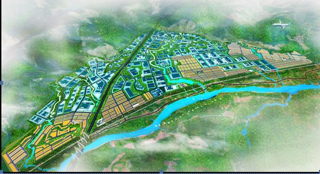 Bình Định: Phê duyệt qui hoạch 1/2.000 giai đoạn một khu Công nghiệp - Đô thị Becamex rộng hơn 1.425 ha - Ảnh 1.