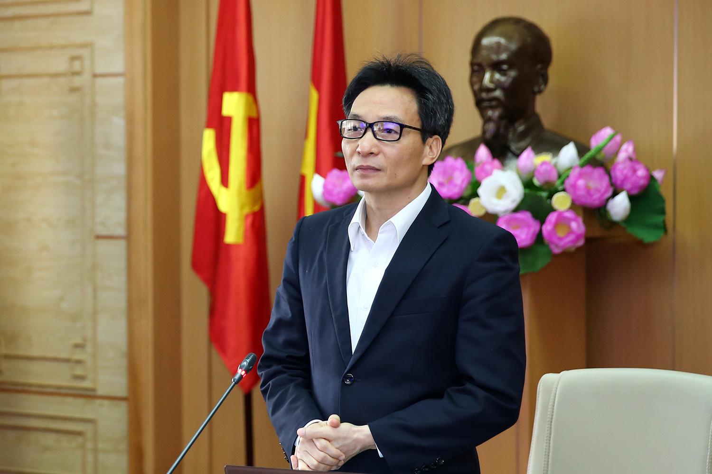 Phó Thủ tướng: Cảm ơn Nhân dân đã chung sức, đồng lòng chống dịch - Ảnh 1.